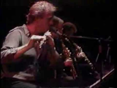 Philip Glass - Free Jazz Festival - Brasil (1987)