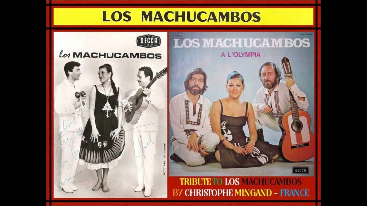 Los Machucambos - La