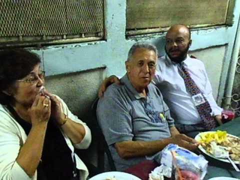 Llegada de California Pastores Rubén y Rebeca Mendoza a Nicaragua 4de 4
