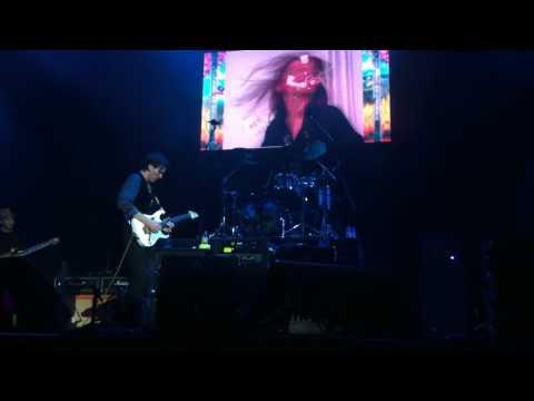 Steve Vai John Petrucci video Jam