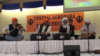 Chand Bhai - Bhai Ghulam Mohammed Chand-- part 1
