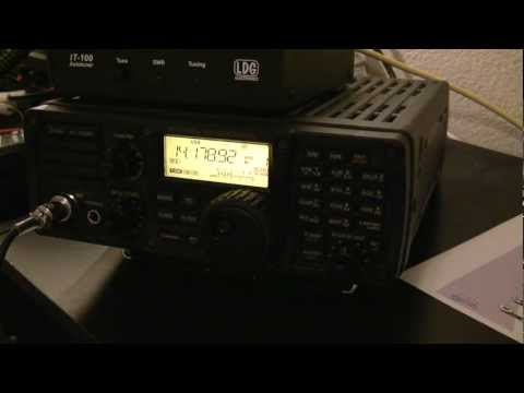 Icom IC-7200 Review & Walkthrough