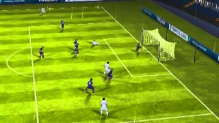 FIFA 13 iPhone/iPad - Real Madrid vs. Olympiakos CFP
