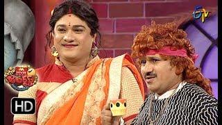 Rocket Raghava Performance   Extra Jabardasth    12th October 2018   ETV  Telugu
