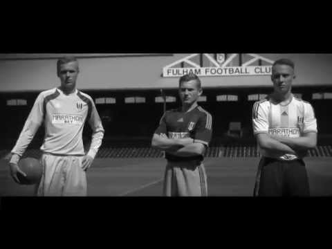 Fulham 2014-15 adidas Home Kit Launch