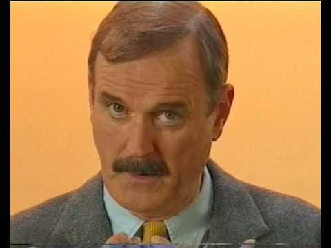 John Cleese's party political broadcast for the Liberal Democrats - April 1997 Video