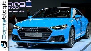 2019 Audi Plugin Hybrid - the new TFSIe | NEW A8L 60 TFSIe 😱