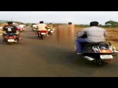 'Mob justice' in Goa: Two alleged thieves tied to bike, paraded naked