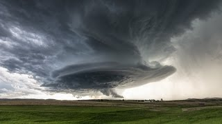 The Rapid City Wonder - Supercell time lapse