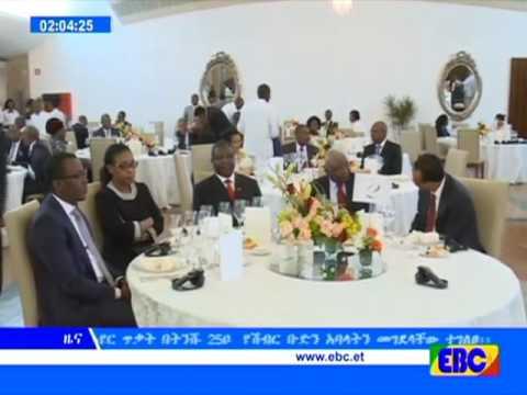 hailemariam desalegn Official visit to mozambique ጠቅላይ ሚኒስትሩ በሞዛምቢክ ማፑቶ ይፋዊ የስራ ጉብኝት እያደረጉ ነው፡፡