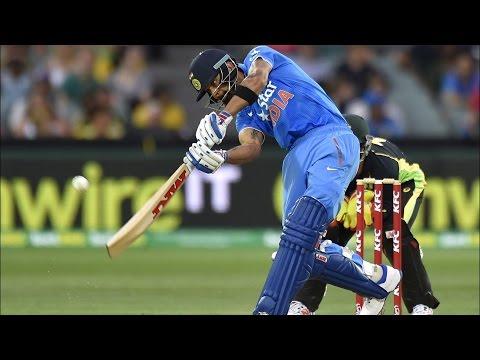 ICC T20 Rankings   Virat Kohli Replaces Aaron Finch As No.1 Batsman