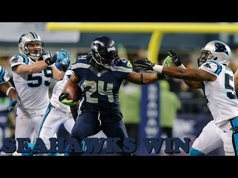 Seahawks Beat Panthers 31-17 DIVISIONAL - Seahawks vs Panthers Highlights Seattle Dominance! WTF
