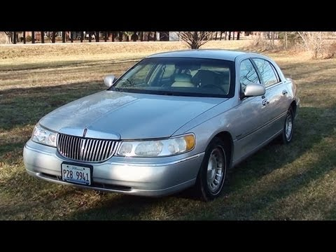 2002 Lincoln Town Car - Grand Marquis Replacement