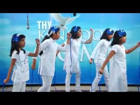 Le Chal Mujhe (Yeshua Band) Dance by Kingdom Kids