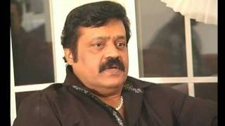 The Filmstaar - An interview with Malayalam film star Suresh Gopi - Part 1