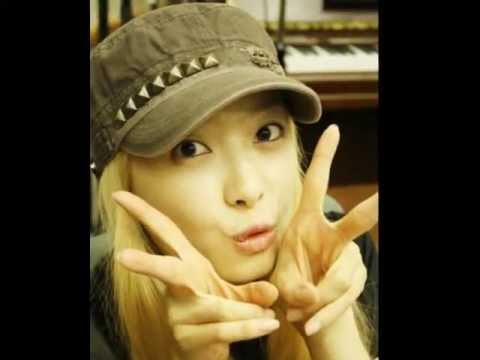 120710 f(x) Victoria Sing Tian Mi Mi at Fanmeeting {Sweet Voice}