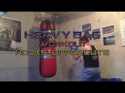 Coach Foxy Boxing Heavy Bag Work Out  3 Rounds