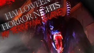 Halloween Horror Nights: My Terrifying Journey