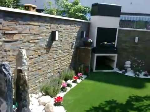 Ideas para dise ar un jard n paisajismo por lb casa i for Jardines pequenos para frentes de casas