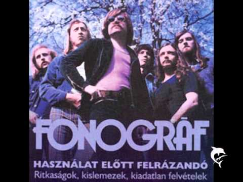 Fonográf - Viktória