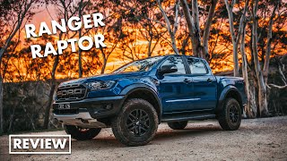 We flew down to Australia to drive the 2019 Ford Ranger Raptor and it was awesome
