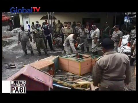 Kampung judi merpati di Surabaya, digerebek polisi - BIP 24/02