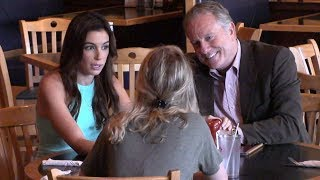 What Would You Do: Daughter disapproves of father's much younger girlfriend | WWYD