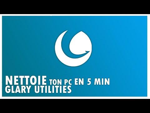 [FR] Tuto / Nettoie ton pc en 5 min avec Glary Utilities