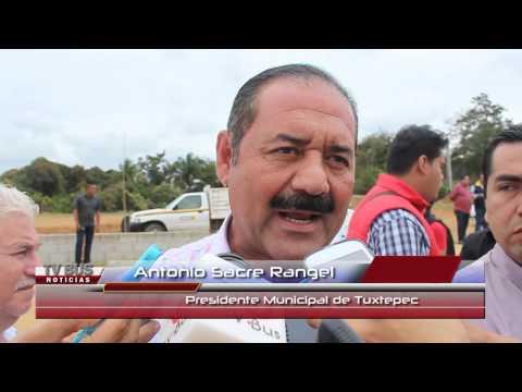 En próximos días rehabilitarán boulevard Plan de Tuxtepec