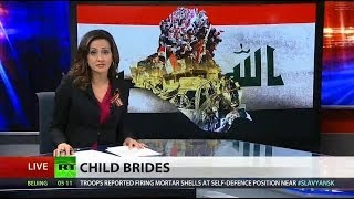Iraq considering legal marriage for 9-year-old girls