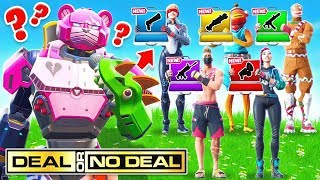 Fortnite DEAL or NO DEAL For LOOT!