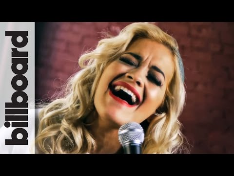 Rita Ora 'How We Do (Party)' Live Acoustic Performance | Billboard The Juice