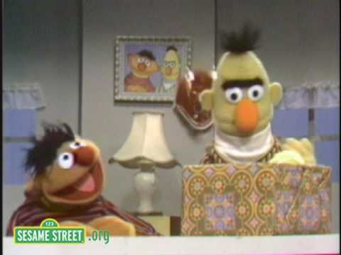 Sesame Street: Surprise Present Video