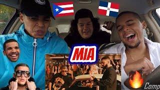 Download Lagu Bad Bunny feat. Drake - Mia ( Video Oficial ) REACTION REVIEW Gratis STAFABAND