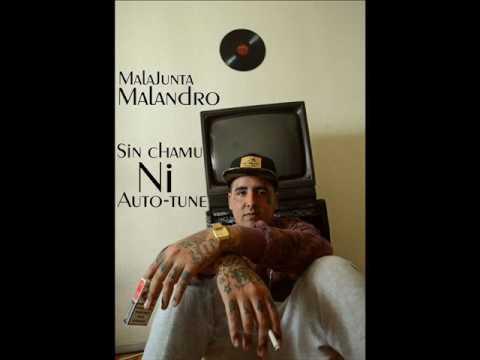 Malajunta Malandro - Sin chamu ni auto-tune - Syconautica