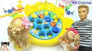 Thơ Nguyễn - Đồ chơi câu cá và đồ chơi bắt vịt