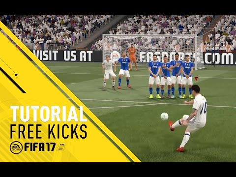FIFA 17 Tutorial - Free Kicks
