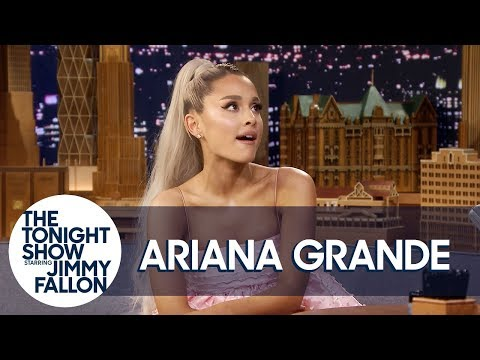 Ariana Grande Shows Her Spot On-Impression of Jennifer Coolidge in Legally Blonde