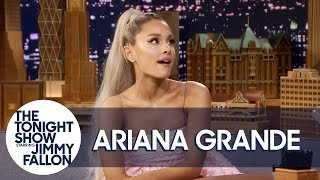 Download Lagu Ariana Grande Shows Her Spot On-Impression of Jennifer Coolidge in Legally Blonde Gratis STAFABAND