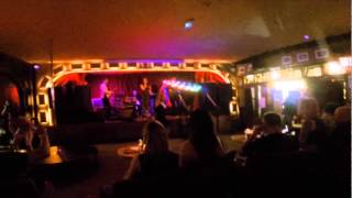 Under the Serious Moonlight 2014 - the Art Crimes Band - Shir Madness, LED hula hoop