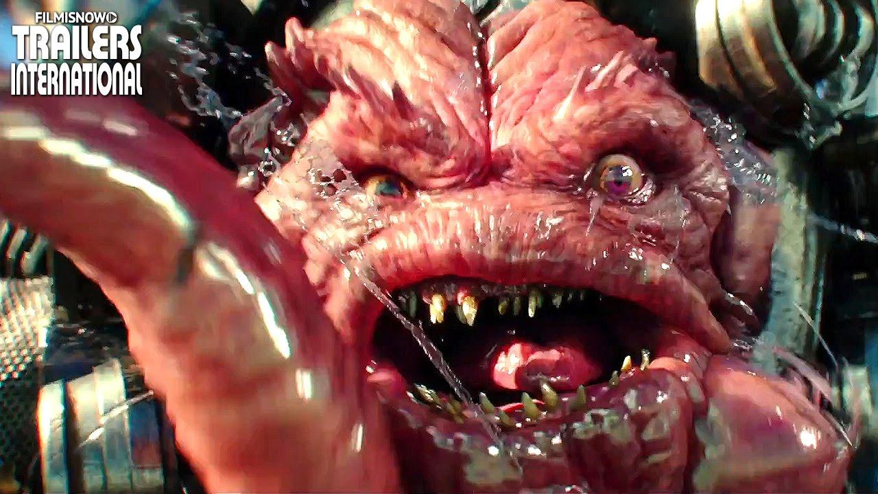 As Tartarugas Ninja: Fora das Sombras Novo Spot 'Objetivo' + Trailer