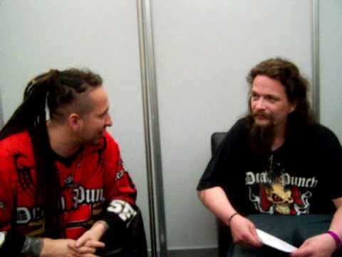 Interview with Zoltan Bathory at Rock am Ring 2010