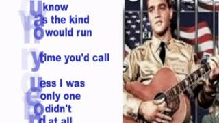 Watch Elvis Presley Doin The Best I Can video
