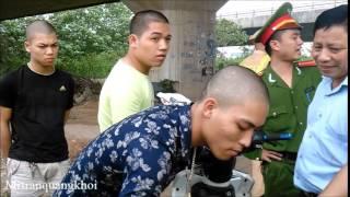 NK141 tập 188: Bị bắt ma túy, sẽ phải làm gì ở chốt? (Nhật ký 141)