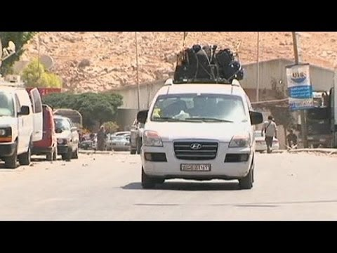 Syria's humanitarian crisis quickens pace