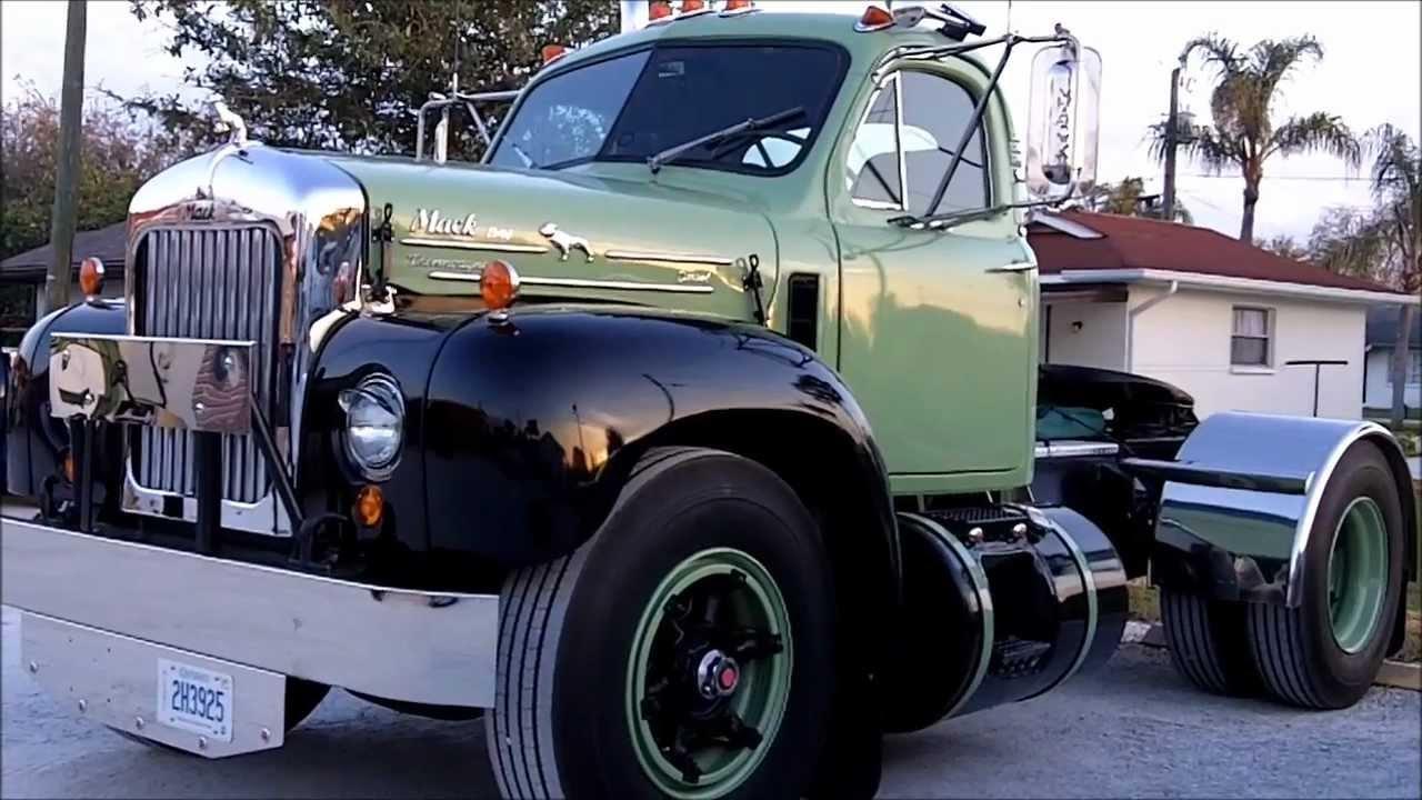 1962 Mack B61 For Sale Youtube.html | Autos Weblog