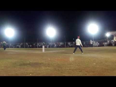 Hemant satvi ..night match at Manor 2016 thumbnail