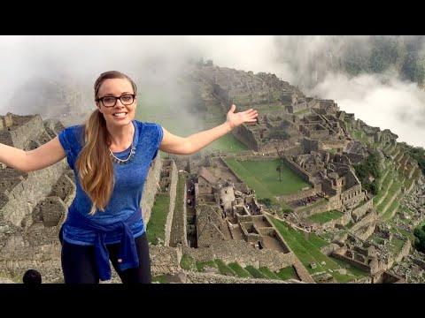 Visit Machu Picchu Ruins in Peru- Part 2