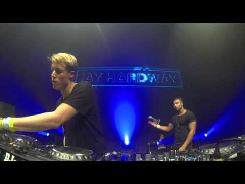 Jay Hardway Live @ Spinnin' Sessions ADE 2014