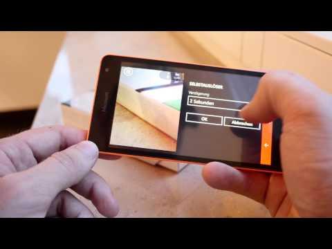 Microsoft Lumia 535 Hands On [4K]